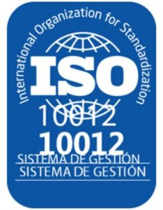 ıso 10012